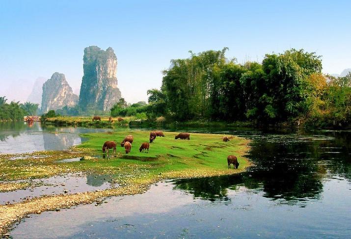 桂林旅游攻略  山水甲天下之美誉