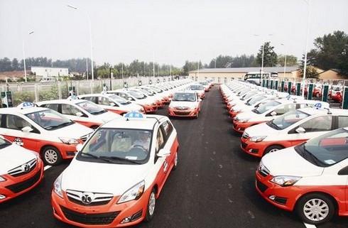 2014北京市出租车投诉指南