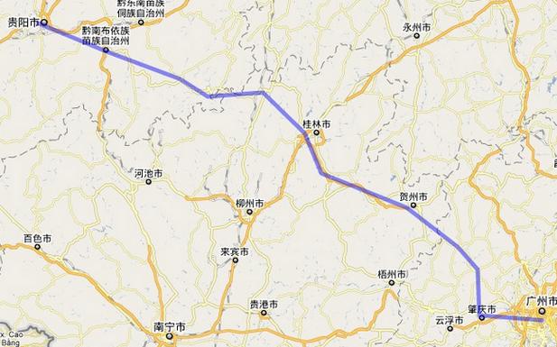 贵广高速铁路什么时候通车