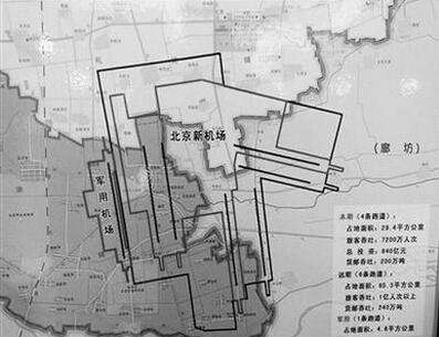 北京新机场开建时间