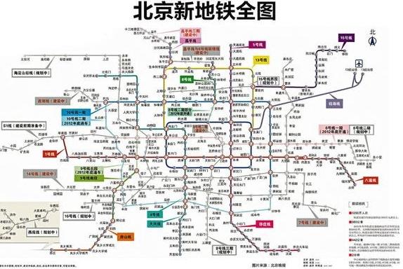 北京地铁14号线开通了吗