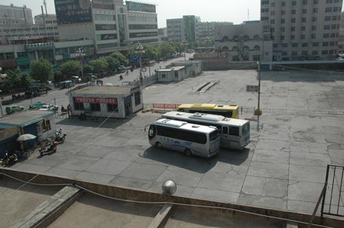 银川南门汽车站
