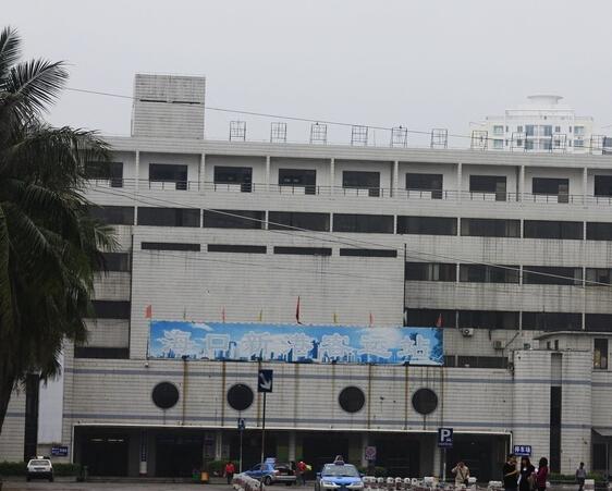 海口新港客运站