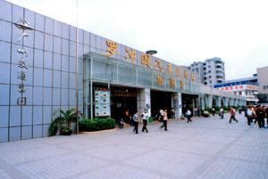 广州罗冲围汽车客运站