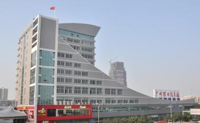 北流城南汽车客运站
