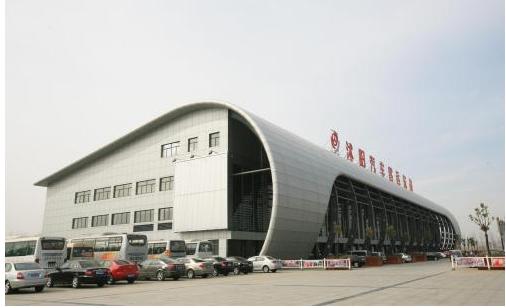 沐阳汽车站