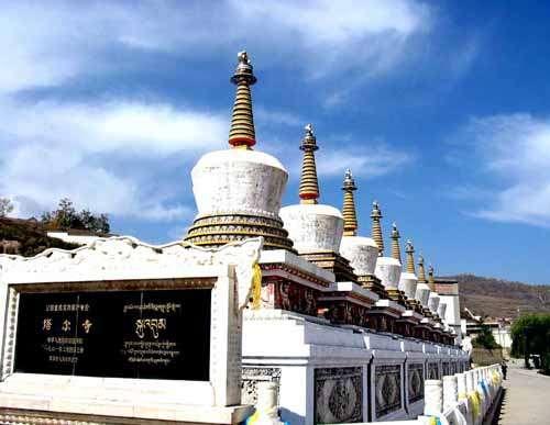 西宁塔尔寺,青海湖游记