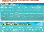 2012上海热带风暴到什么时候结束