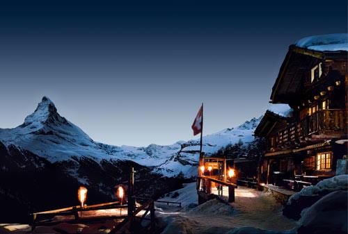 瑞士 醉人风景 醉心美食2