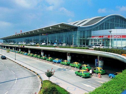成都双流机场图片