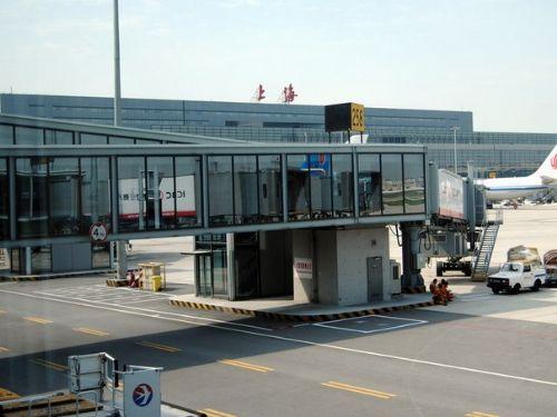 虹桥机场一机场广场一上海动物园