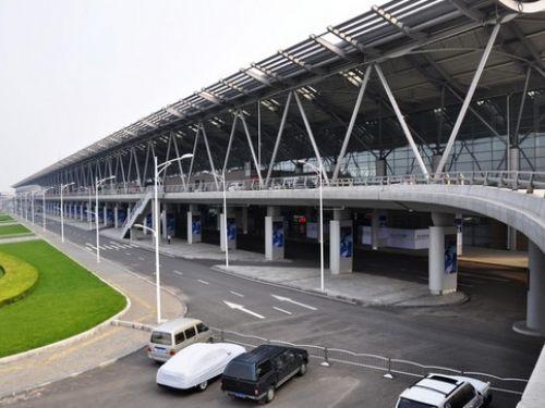 郑州新郑机场图片