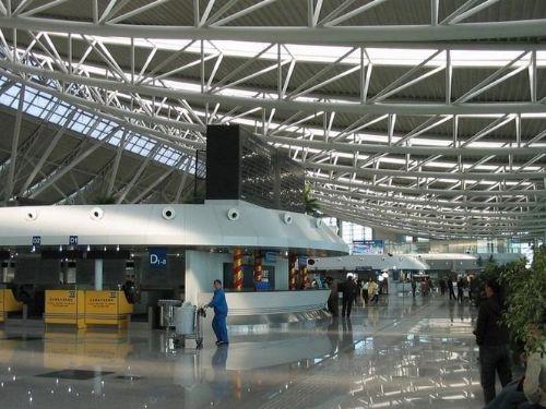沈阳桃仙机场图片