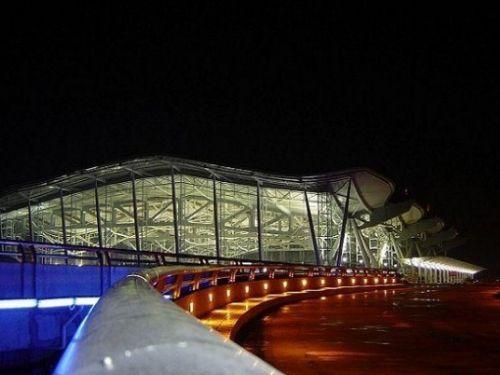 重庆江北机场图片