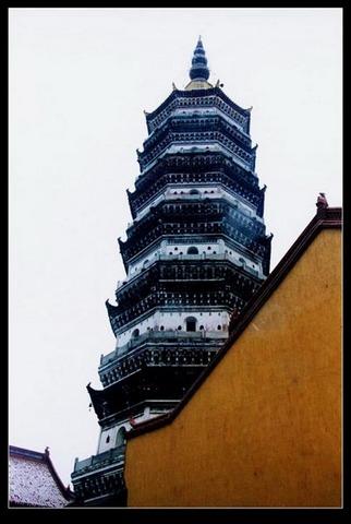 安庆振风塔介绍 安庆振风塔简介 安庆振风塔旅游指南