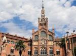 巴塞罗那的帕劳音乐厅及圣保罗医院