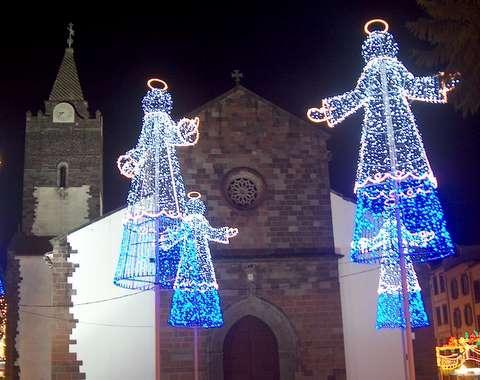 丰沙尔教堂