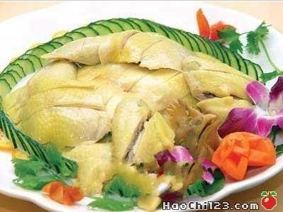 广州白切鸡