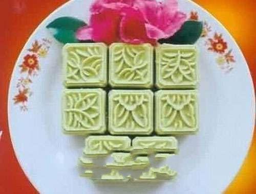 潮汕绿豆糕