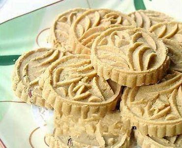 咀香园杏仁饼