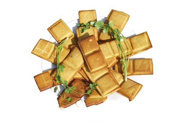 胡老七五香豆腐干