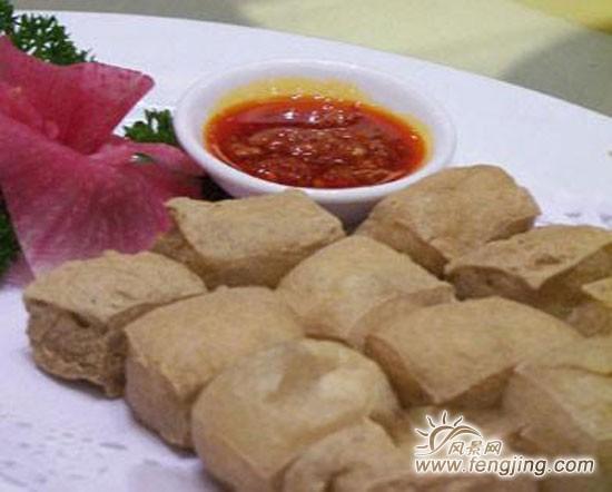 毕节河口毕节美味特色小吃:贵州豆腐干_v美味美中国的美食图片