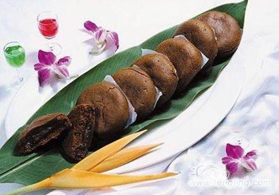 贵州威宁毕节美味美食特色:中国荞酥小吃山鱼子图片