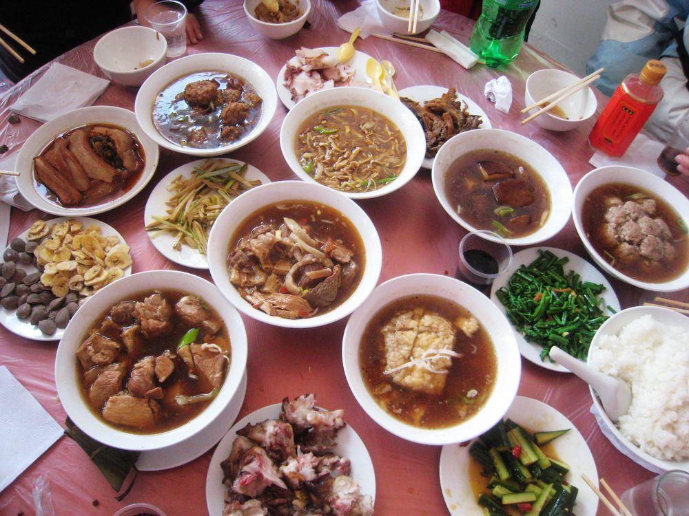 蔚县八大碗
