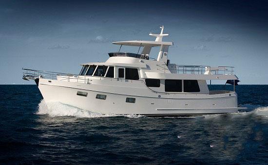 OceanAlexander 60 Trawler
