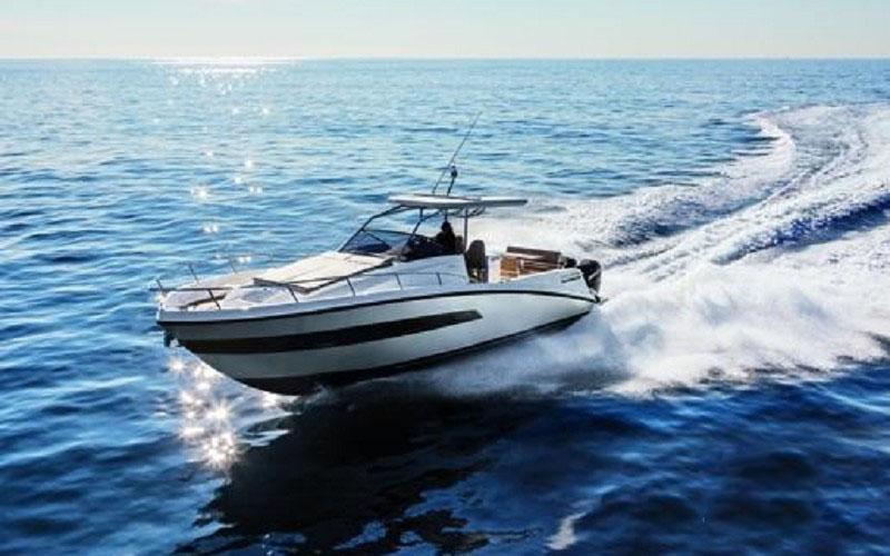 阿兹慕 Azimut Atlantis Verve Outboard