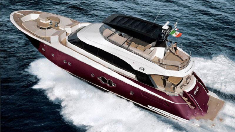 蒙地卡罗游艇 MCY 76