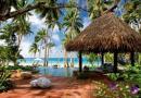 """""""海岛天堂""""斐济的奢华海上度假时光"""