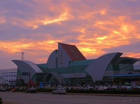 北戴河火车站1
