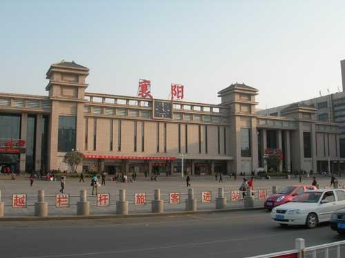 襄阳火车站1