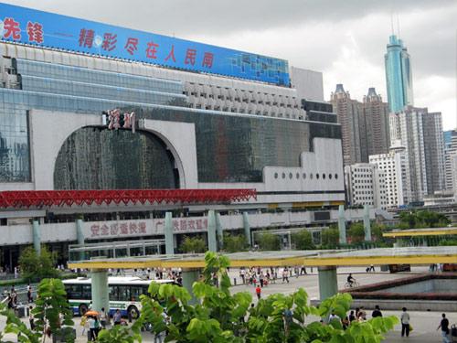 深圳火车站1