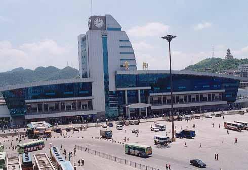 贵阳火车站1