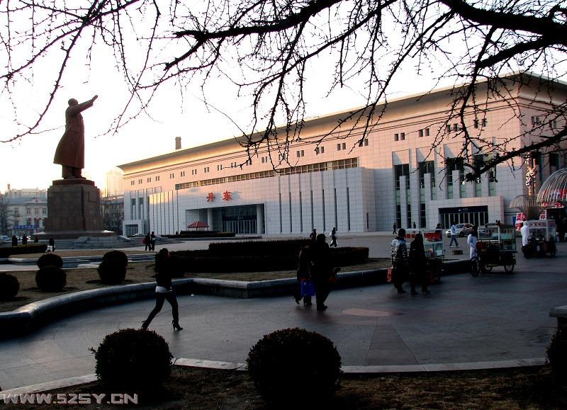 丹东火车站1