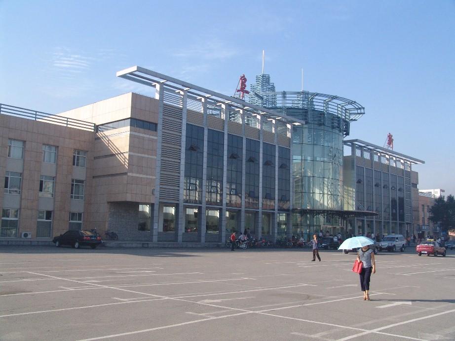 阜新火车站1