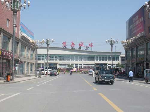 熊岳城火车站1