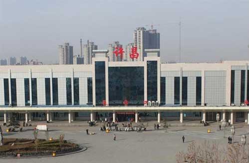 许昌火车站1