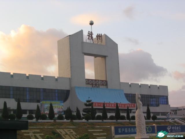 赣州火车站1