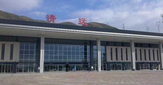 清远火车站1