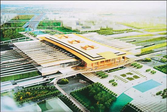 南京南火车站1