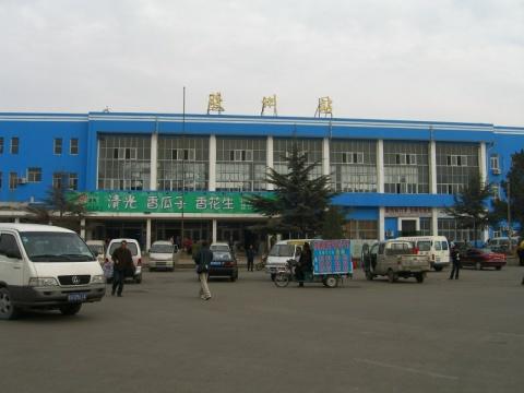 胶州火车站1