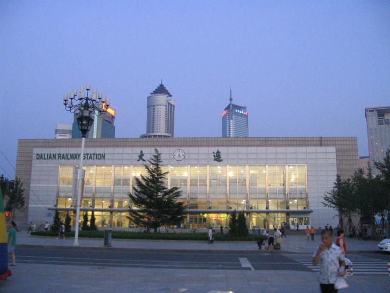 大连火车站1