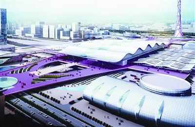 长沙南火车站1