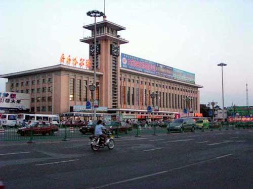 齐齐哈尔火车站1