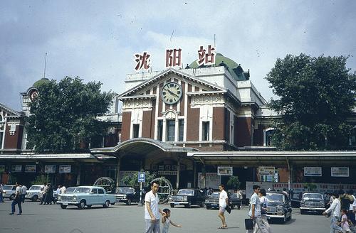 沈阳火车站1