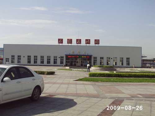 石家庄北火车站1