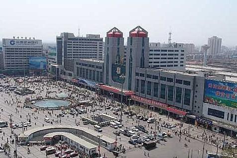 郑州火车站1
